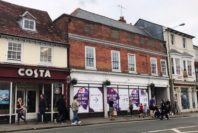 Thumbnail Retail premises to let in West Street, Farnham