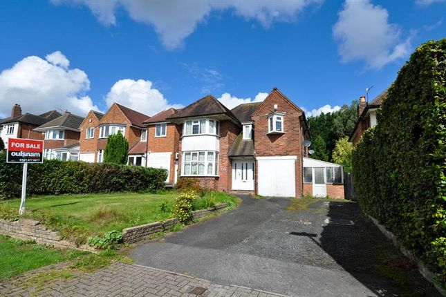 Thumbnail Detached house for sale in South Road, Northfield, Birmingham