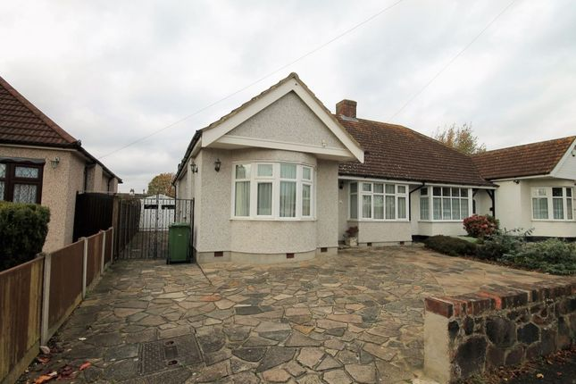 Thumbnail Bungalow to rent in Rushmere Avenue, Upminster