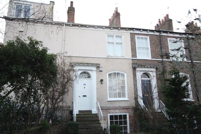 Thumbnail Town house to rent in Mount Terrace, York