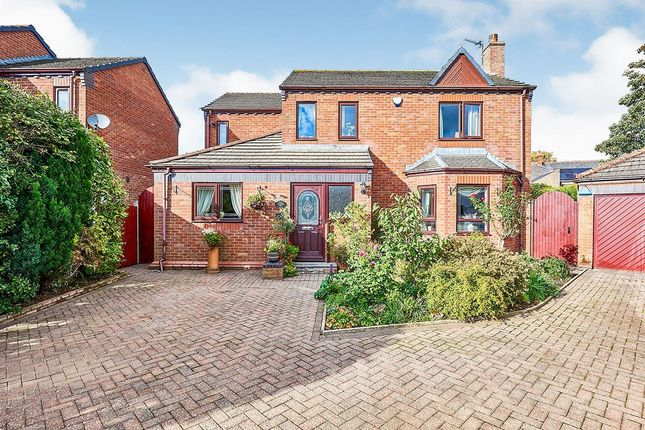Thumbnail Detached house for sale in Riverside Way, Carlisle, Cumbria