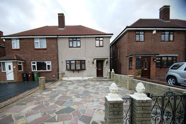 Thumbnail Property to rent in Thorntons Farm Avenue, Rush Green
