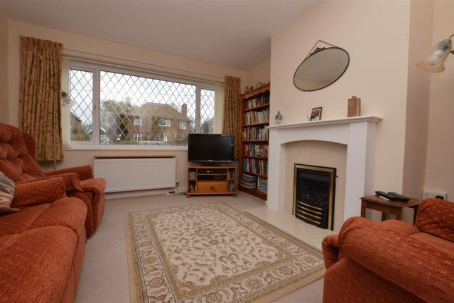 Thumbnail Detached bungalow for sale in Beckmeadow Way, Mundesley, Norwich