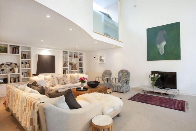 Thumbnail Semi-detached house for sale in Southside Quarter, 38 Burns Road, London