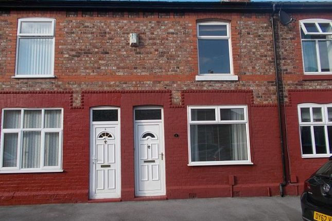 2 bed terraced house to rent in Hughes Street, Latchford, Warrington