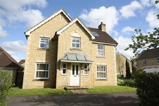 Thumbnail Detached house for sale in Petty Lane, Derry Hill, Calne, Wiltshire