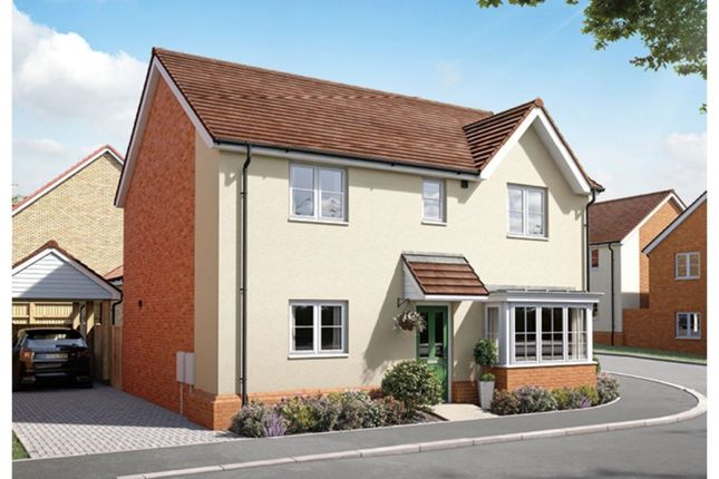 "Thumbnail Property for sale in ""The Keswick"" at Wetherden Road, Elmswell, Bury St. Edmunds"