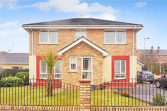 Thumbnail Detached house for sale in Danton Manor, Strabane