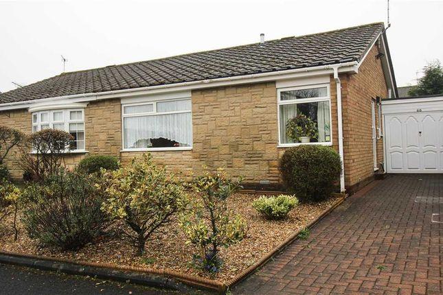 Thumbnail 2 bed bungalow for sale in Torcross Way, Parkside Grange, Cramlington