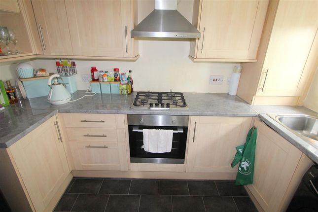 Kitchen of Heywood Court, Heywood Road, Liverpool L15