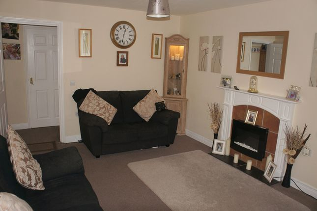 Reception of Pilsdon Close, Beaminster DT8