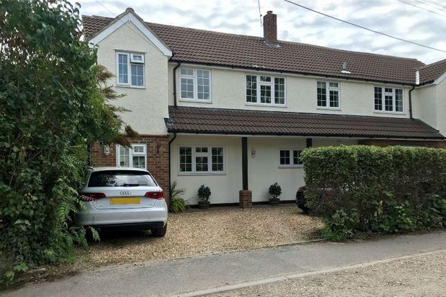Thumbnail Semi-detached house for sale in Potteries Lane, Mytchett, Surrey
