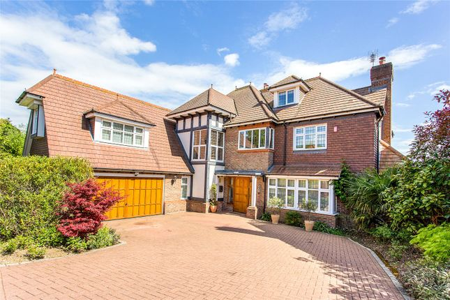 Thumbnail Detached house for sale in Julius Caesar Way, Stanmore, Middlesex