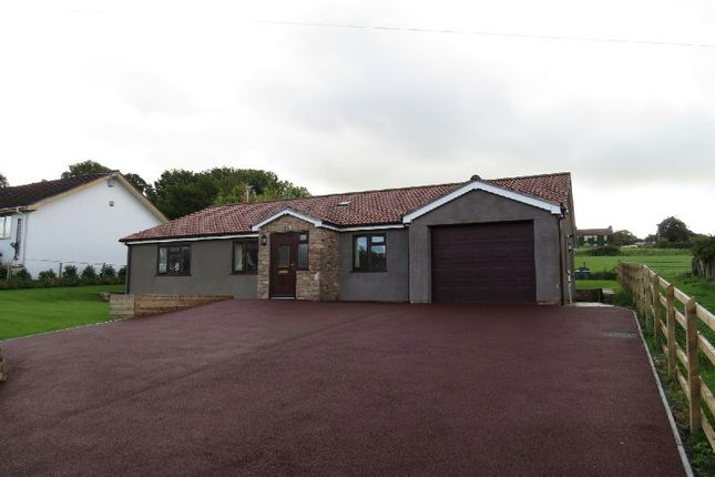 Thumbnail Detached bungalow to rent in School Lane, Rowberrow, Winscombe