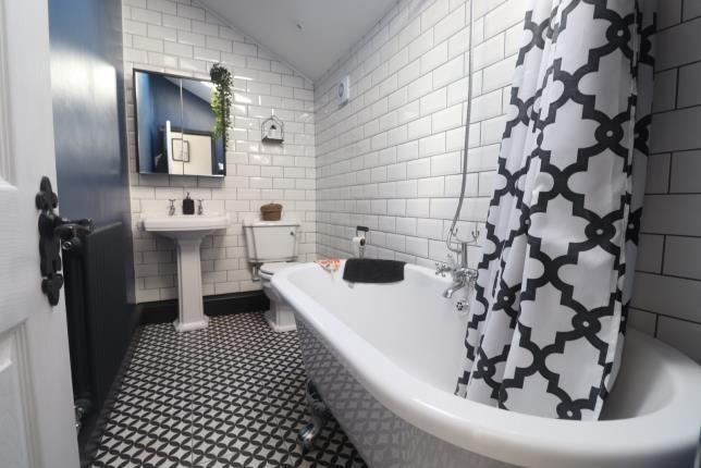 Bathroom of Oak Road, Caterham, Surrey CR3