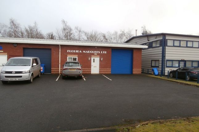 Thumbnail Office for sale in 7 Marlow Court, Shakespeare Way, Whitchurch, Shropshire