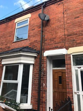 Thumbnail Terraced house to rent in Holyrood Villas, New Bridge Road, Hull