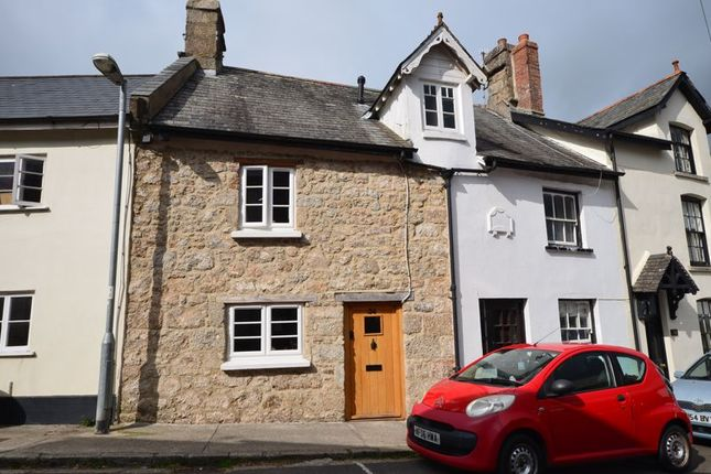 Thumbnail Cottage for sale in 34 Lower Street, Chagford, Devon