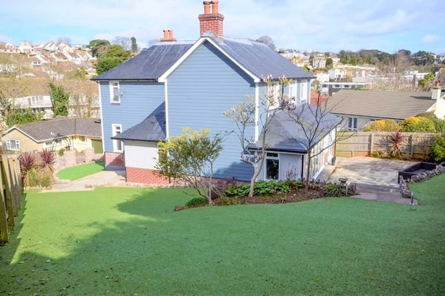 Detached house for sale in Greenbank Road, Brixham