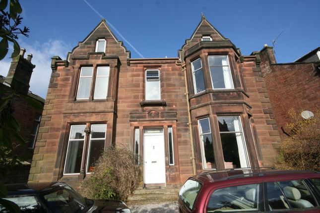 Thumbnail Detached house for sale in Moffat Road, Dumfries