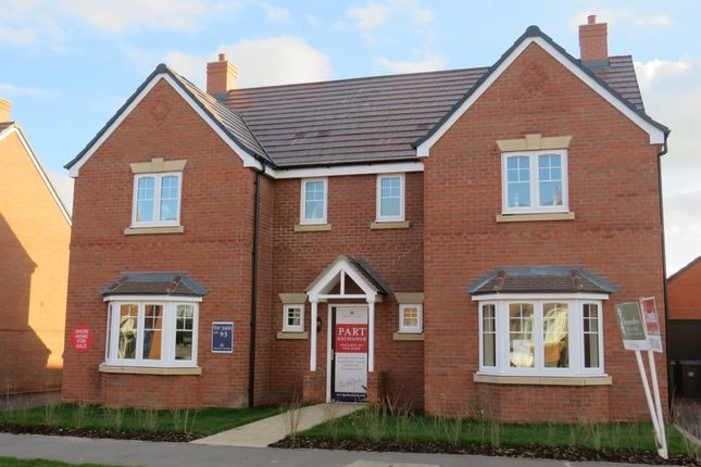 Thumbnail Detached house for sale in Joseph Arch Road, Wellesbourne, Warwick