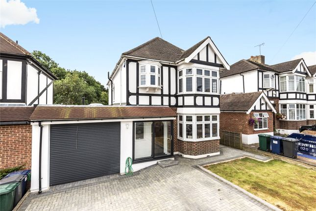 Thumbnail Detached house for sale in Holyrood Road, New Barnet