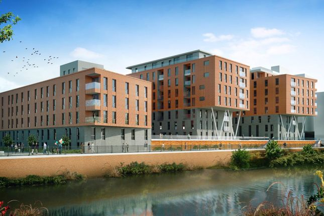 1 bedroom flat for sale in Manchester Waterfront Properties, Adelphi Stree, Manchester