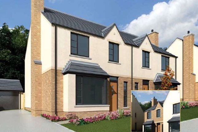 Thumbnail 3 bed semi-detached house for sale in Hillcrest Heights, Bessbrook, Newry