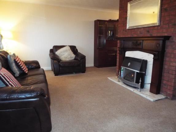 Lounge of Edward Street, Bamber Bridge, Preston, Lancashire PR5