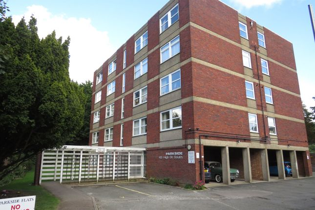 2 bed flat for sale in High Street South, Dunstable