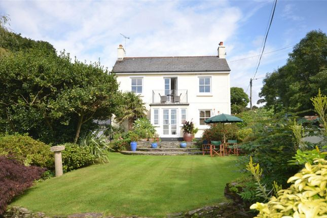 Thumbnail Detached house for sale in Coombe, Kea, Truro, Cornwall