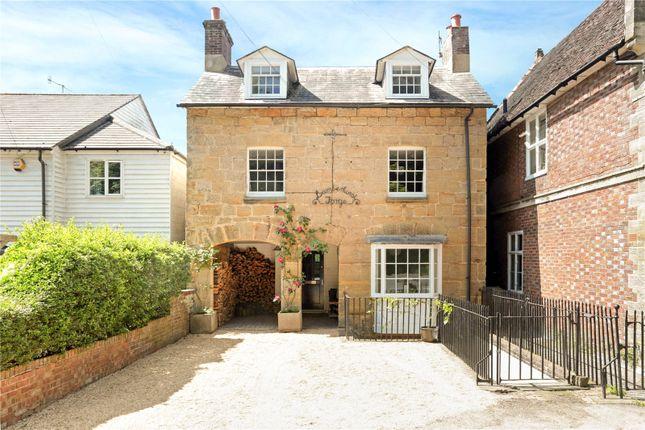 Thumbnail Detached house for sale in School Hill, Lamberhurst, Tunbridge Wells, Kent