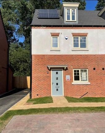 Thumbnail Property to rent in Parkfield Road, Newbold, Rugby