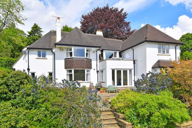 Thumbnail Detached house for sale in Woodlands, 11 Oriel Road, Fulwood, Sheffield