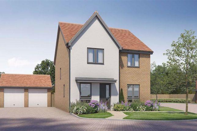 Thumbnail Detached house for sale in Wavendon House Drive, Wavendon, Milton Keynes