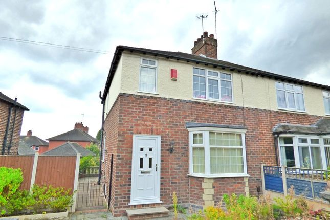 Thumbnail Property to rent in Ashlands Road, Hartshill, Stoke On Trent