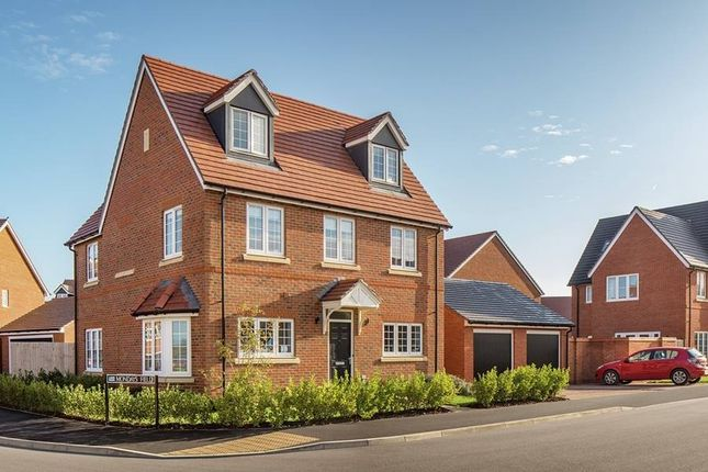 "Thumbnail Detached house for sale in ""The Oatvale"" at Littleworth Road, Benson, Wallingford"