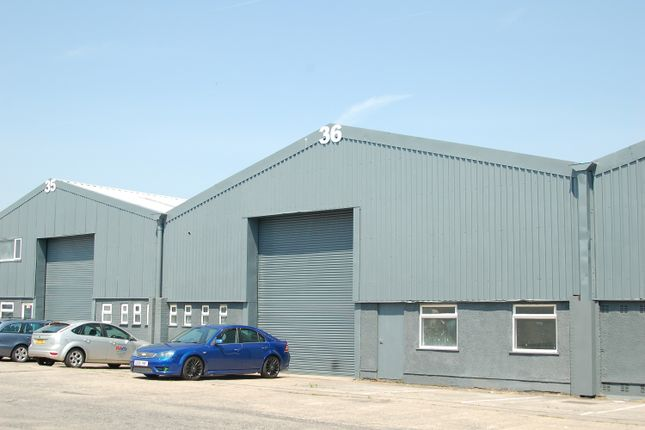 Thumbnail Industrial to let in Unit 36, Cwmdu Parc, Carmarthen Road, Swansea