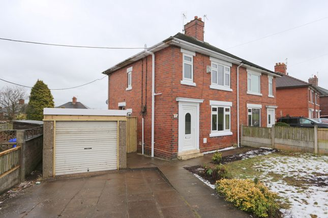 Thumbnail Semi-detached house for sale in Hartwell Road, Meir