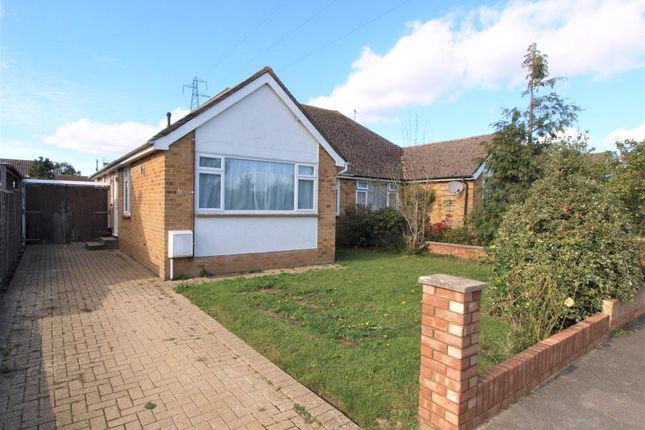 Thumbnail Semi-detached bungalow for sale in Romney Road, Polegate