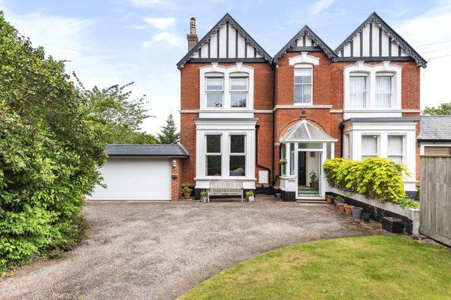 Thumbnail Property to rent in Stapleton, 5 West Hill Lane, Budleigh Salterton, Devon