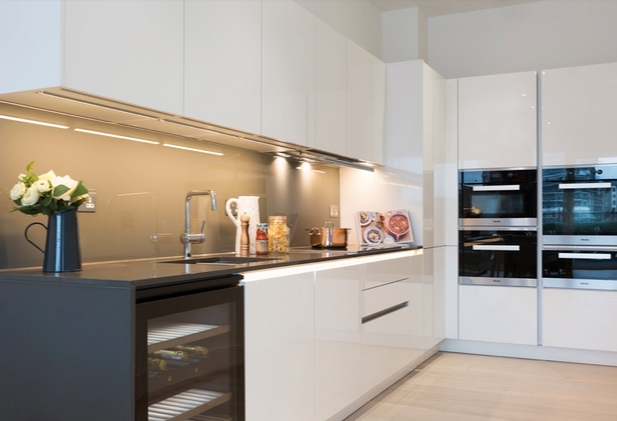 Thumbnail Flat to rent in Fulham Riverside, Central Avenue, Fulham, London
