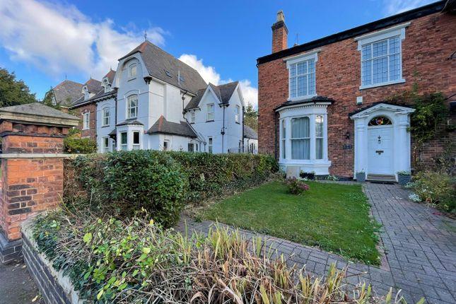 Thumbnail Detached house for sale in Handsworth Wood Road, Handsworth Wood, Birmingham