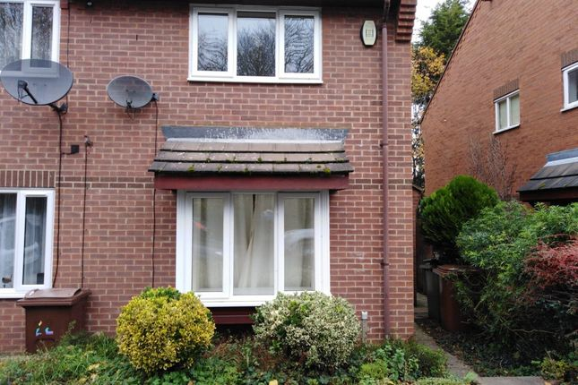 2 bed terraced house to rent in Castle Road, Wellingborough NN8