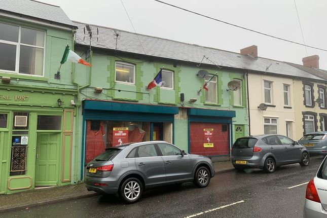 Thumbnail Retail premises to let in High Street, Gilfach Goch, Porth
