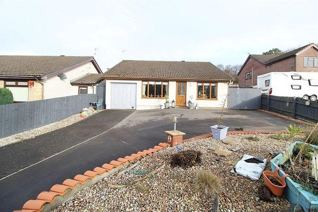 Thumbnail Bungalow for sale in Greenwood Drive, Llantwit Fardre, Pontypridd, Rhondda, Cynon, Taff.