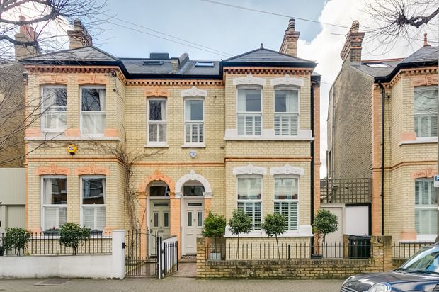 Thumbnail Semi-detached house to rent in Swanage Road, London