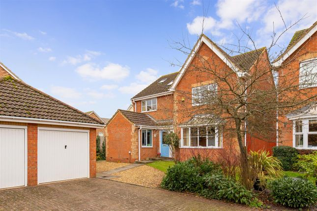 Thumbnail Detached house for sale in Priory Gate, Shefford