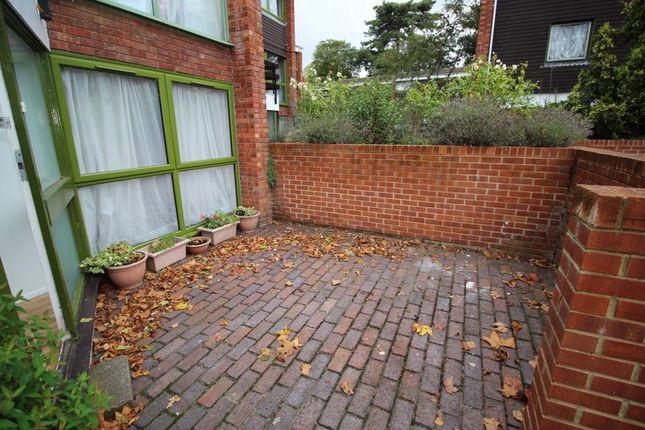 Courtyard of West Fryerne, Parkside Road, Reading RG30