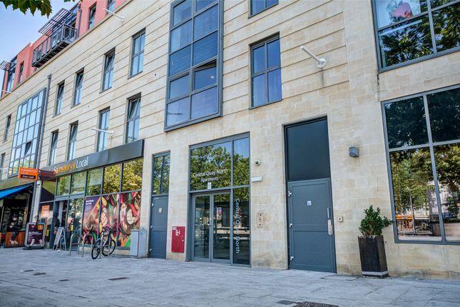 Studio for sale in Central Quay North, Broad Quay, Bristol BS1